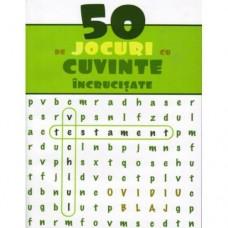 50 DE JOCURI CU CUVINTE INCRUCISATE - VT