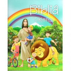 BIBLIA DE COLORAT, ilustrator Adrian Barbu
